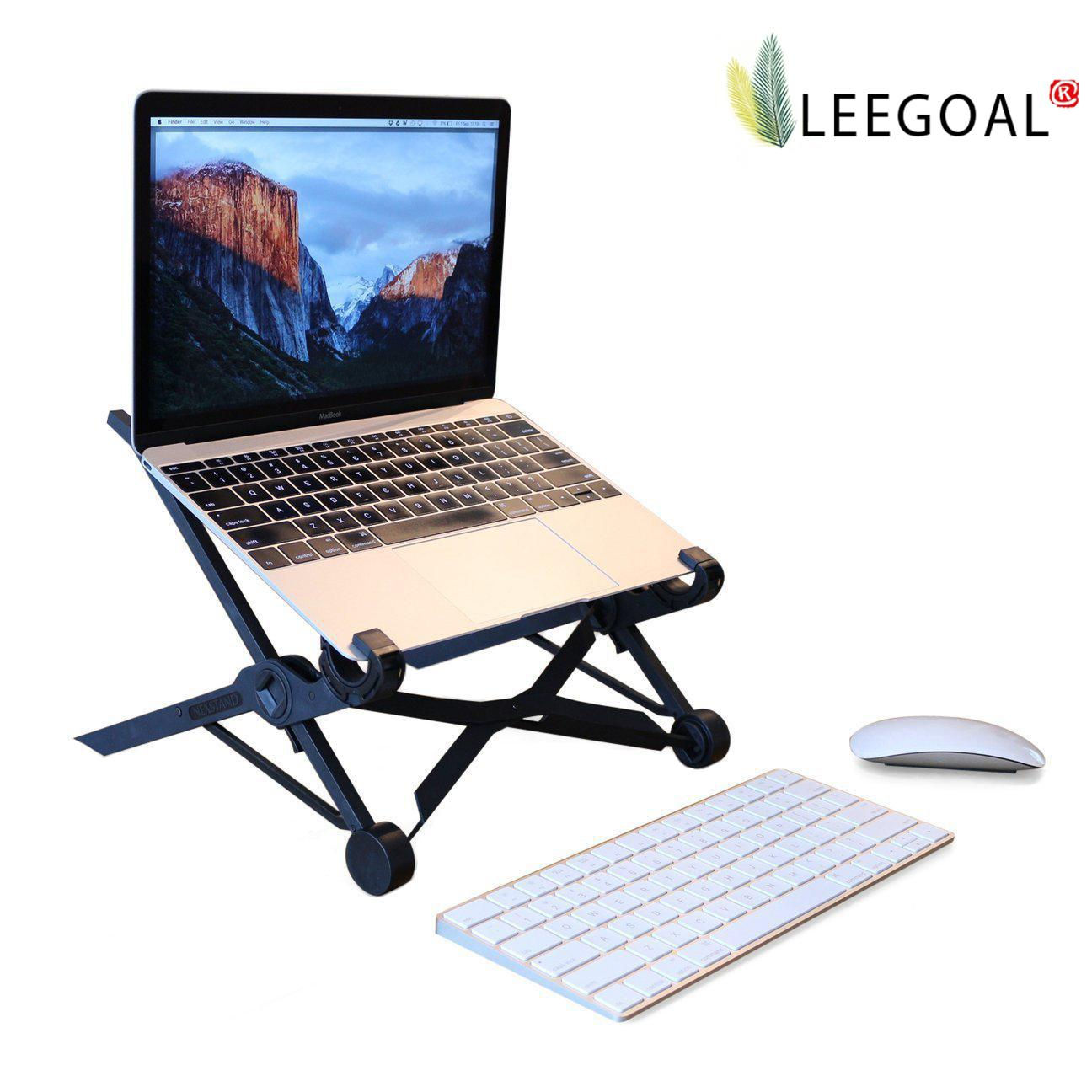 leegoal NEXSTAND™ K2 Laptop Stand Portable Adjustable Eye-Level Ergonomic For Apple MacBook PC Laptop