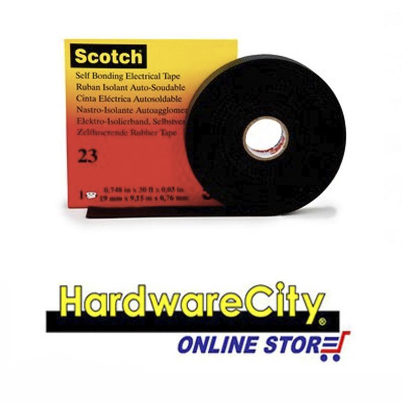 Sale 3M Scotch Rubber Splicing Tape 23 19Mm Scotch 23 19Mm Oem Original