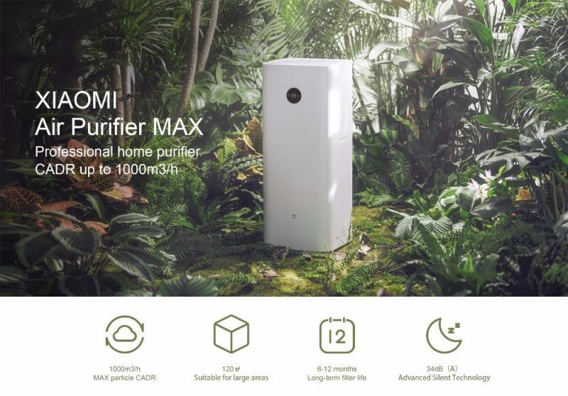 Xiaomi Home Air Purifier Max latest model Singapore