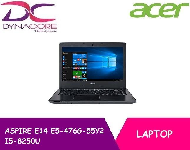 ACER ASPIRE E14 E5-476G-55Y2 I5-8250U,STEEL GREY 14NOTEBOOK