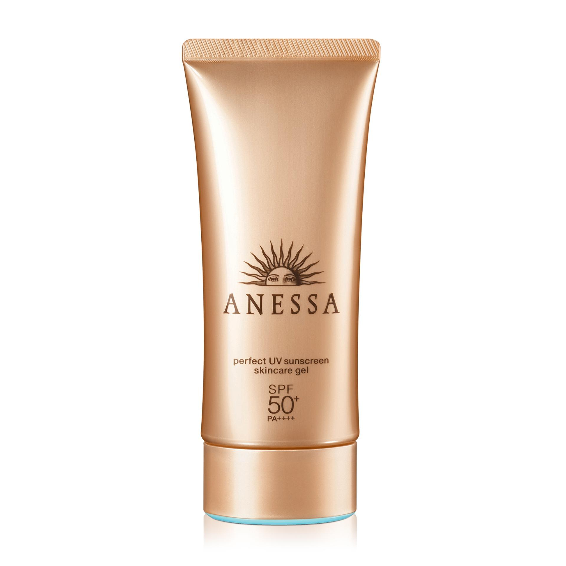 Sale Anessa Perfect Uv Sunscreen Skincare Gel 90Gn Online Singapore