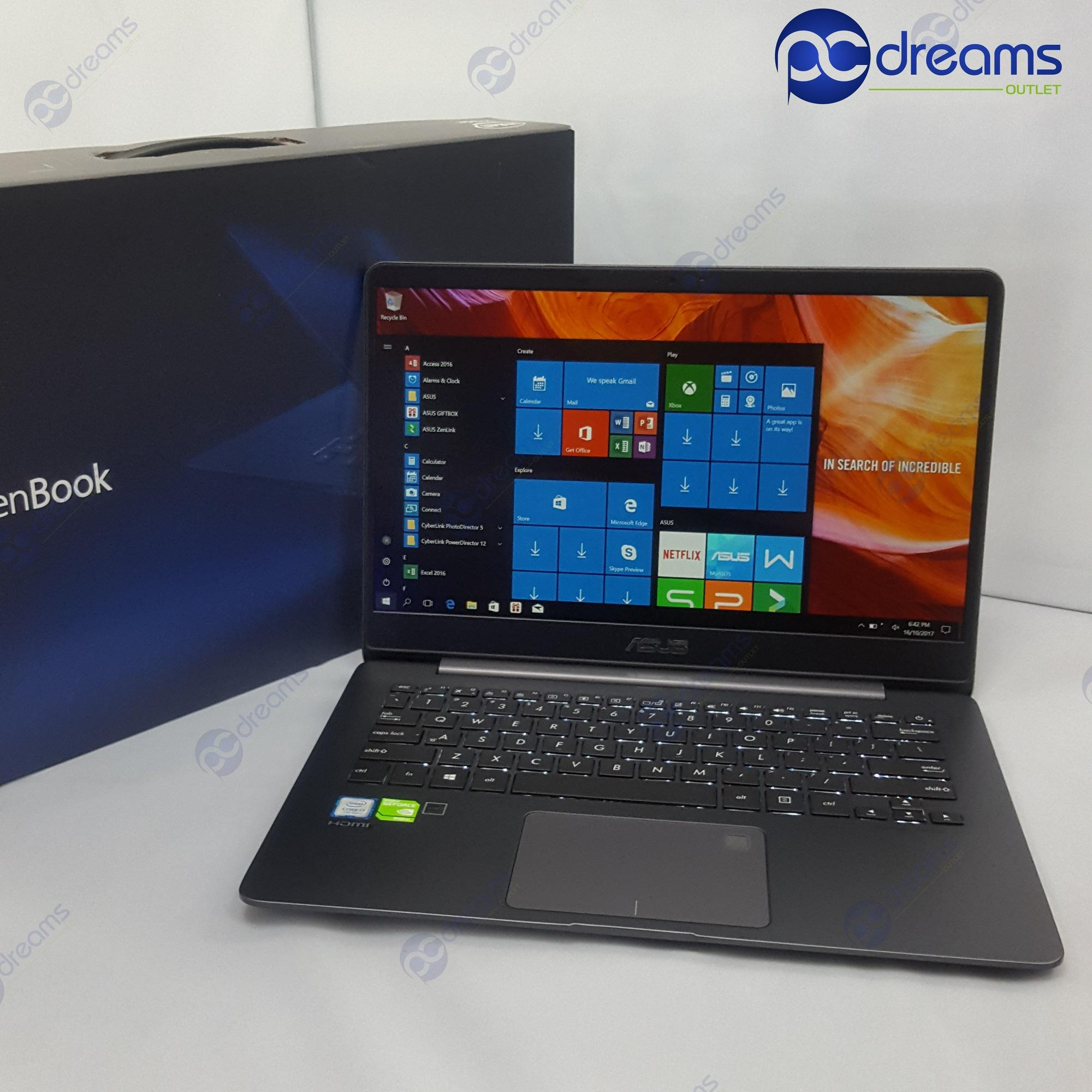 NATIONAL DAY PROMOTION! ASUS ZENBOOK UX430UN-GV115T i5-8250U/8GB/512GB SSD [Premium Refreshed]