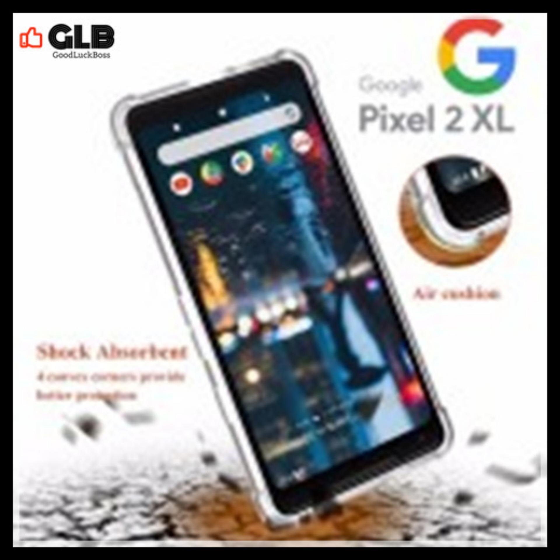 2X Google Pixel 2 Xl Air Cushion Back Case Best Buy