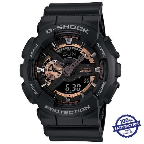Review Ga 110Rg 1A Casio G Shock