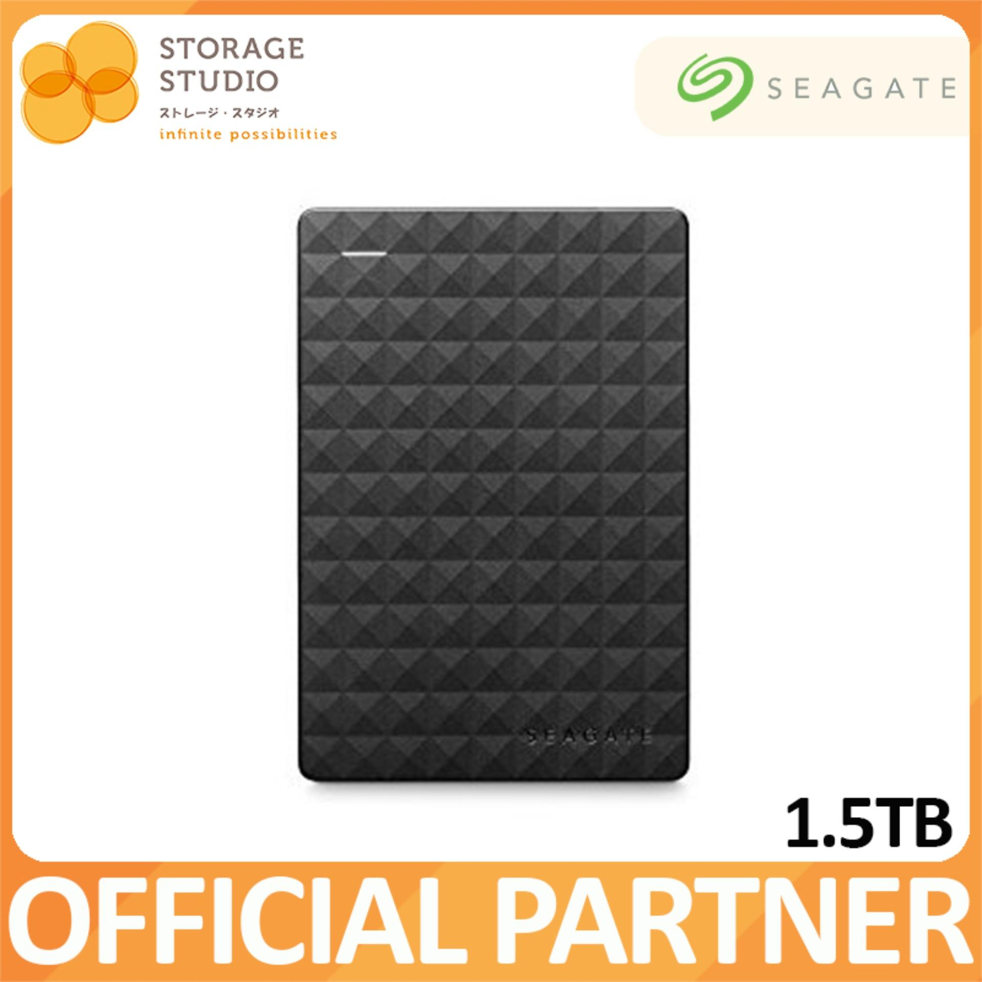 Price Seagate 1 5Tb Expansion Portable Hard Drives Usb3 On Singapore