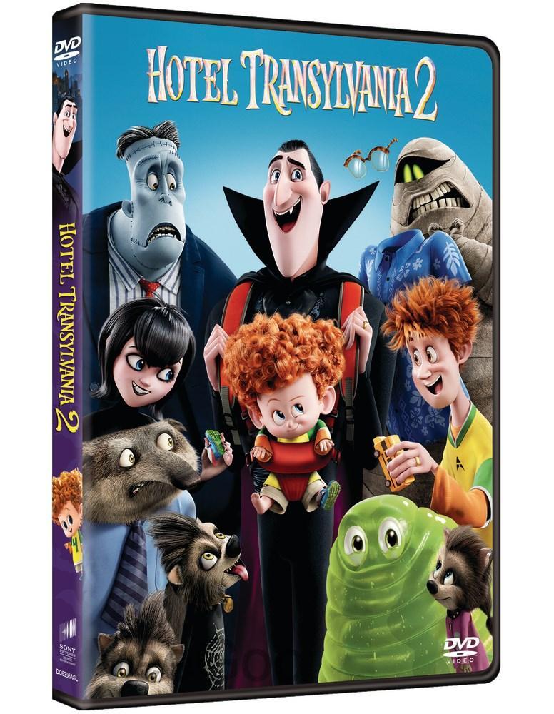 HOTEL TRANSYLVANIA 2 DVD (PG/C3)