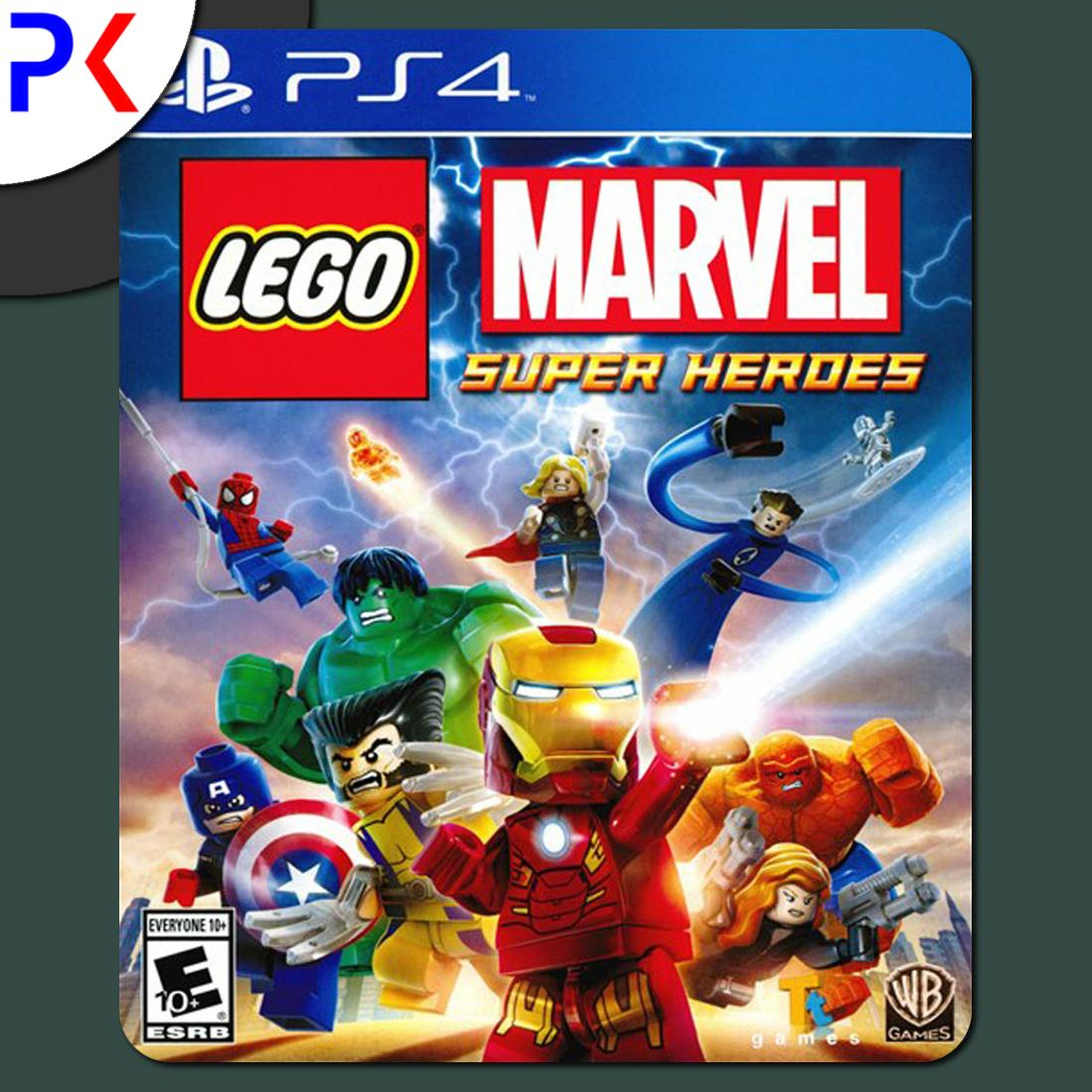 Ps4 Lego Marvel Super Heroes R2 Reviews