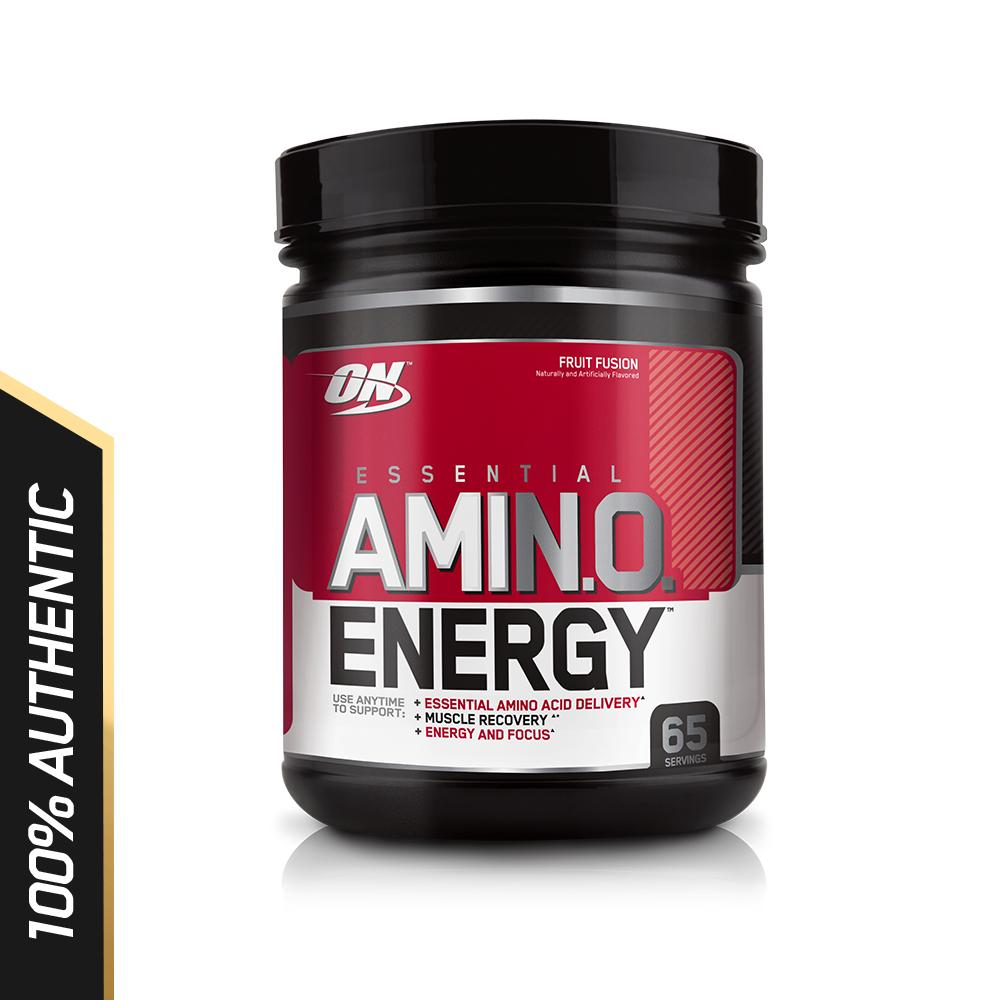 Price Optimum Nutrition Essential Amino Energy 585G Fruit Fusion Online Singapore