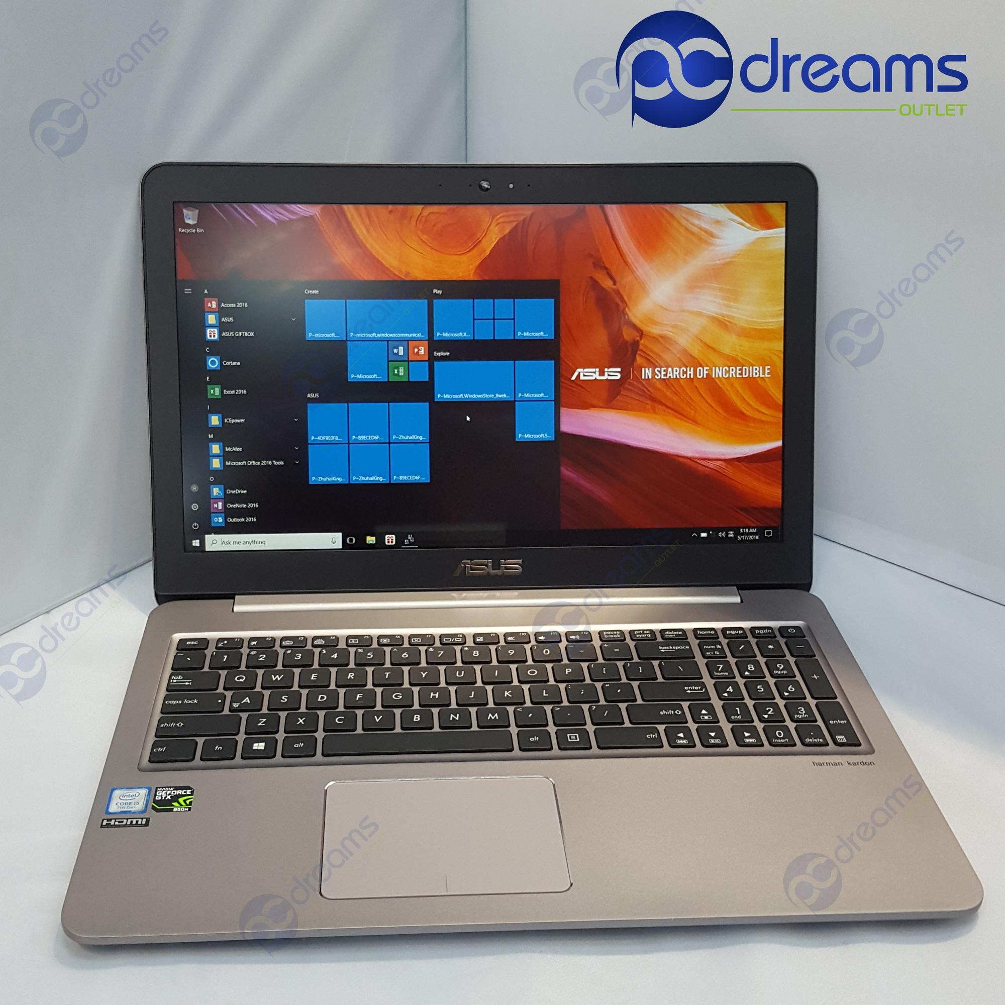 NATIONAL DAY PROMOTION! ASUS ZENBOOK UX510UX-CN093T i7-7500U/8GB/256GB SSD [Premium Refreshed]