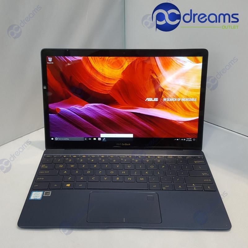 TECH SHOW PROMO! ASUS ZENBOOK 3 UX390UA-GS041T i5-7200U/8GB/512GB SSD [Factory Refreshed]