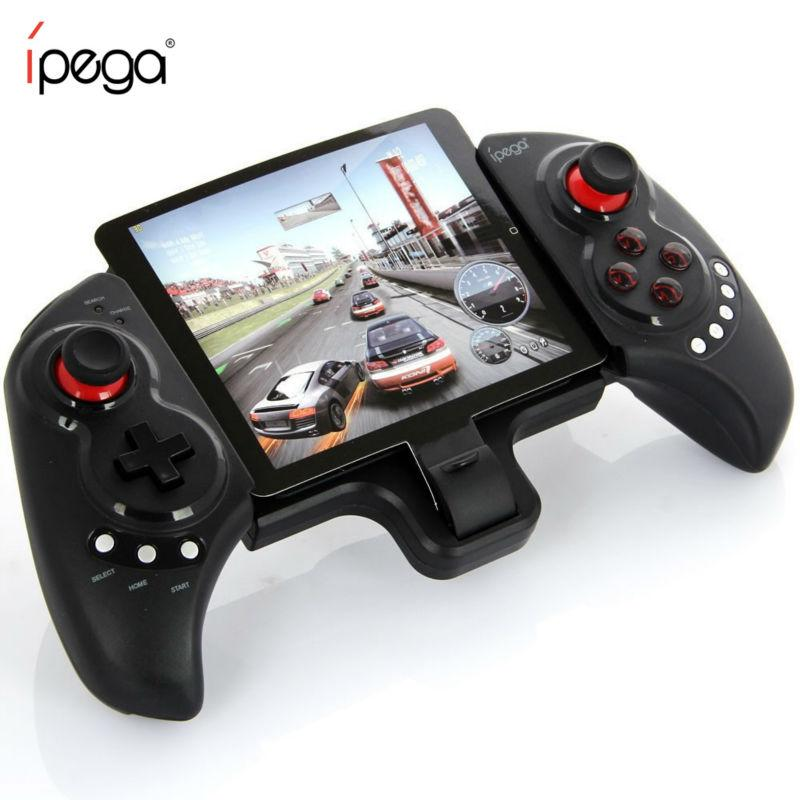 Ipega Pg-9023 Joystick For Phone Pg 9023 Wireless Bluetooth Gamepad Android Telescopic Game Controller Pad/android Ios Tablet Pc - Intl By Carbonfiber Sports.
