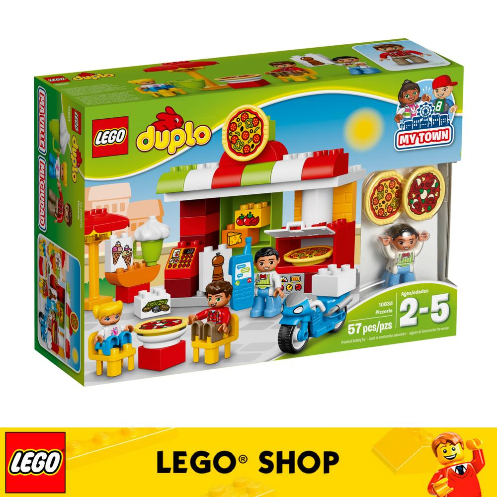 Lego® Duplo Town Pizzeria 10834 On Singapore