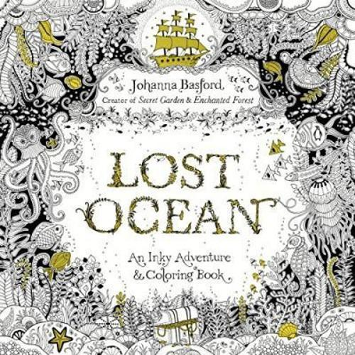 Where Can I Buy Lost Ocean An Inky Adventure And Coloring Book For Adults