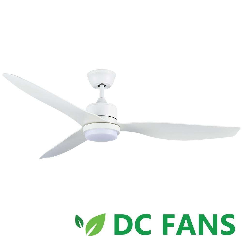 Acorn Intaglio Dc 159 52 Inch 22w Tri Tone Led Light Ceiling Fan