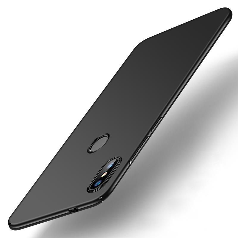 Slim Matte Full Cover Polycarbonate Hard Case for Xiaomi Redmi Note 5 / Note 5 Pro