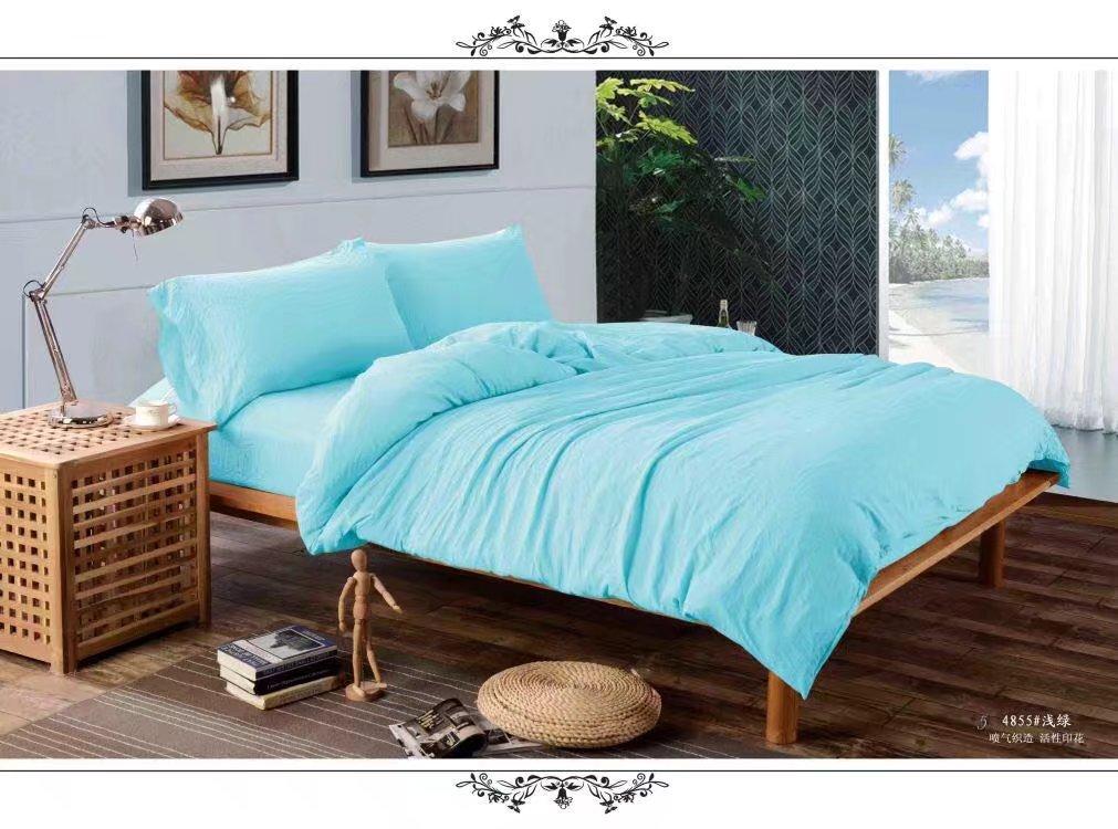 Retail 890Tc Combed Cotton Bedsheet Set