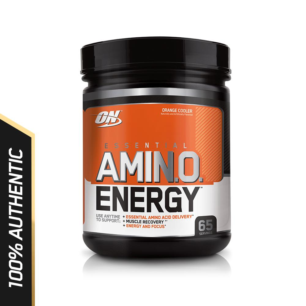 Optimum Nutrition Essential Amino Energy 585G Orange Deal