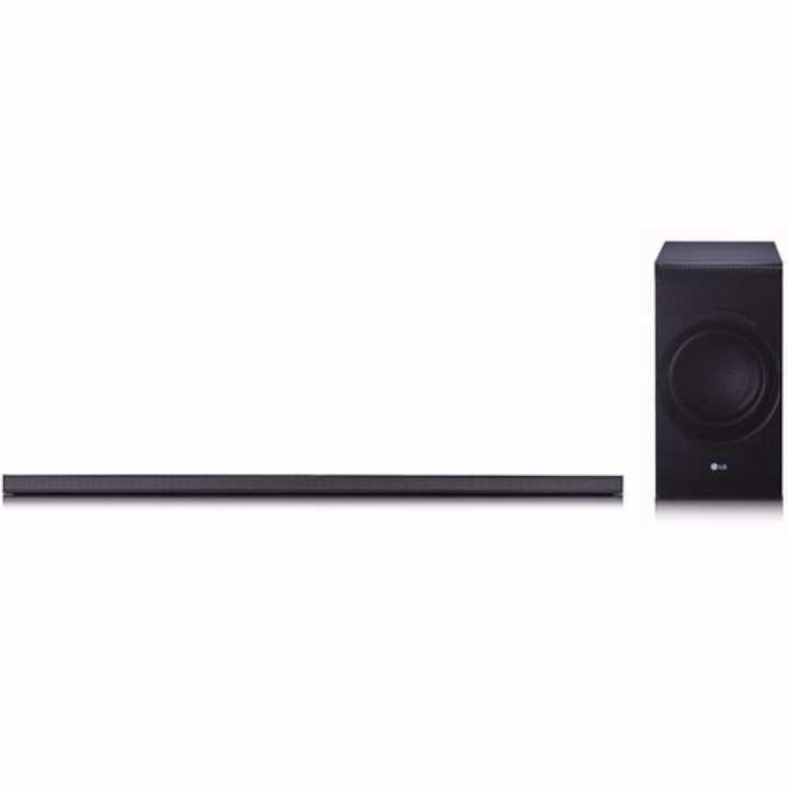 Retail Lg Wifi Sound Bar Sj8