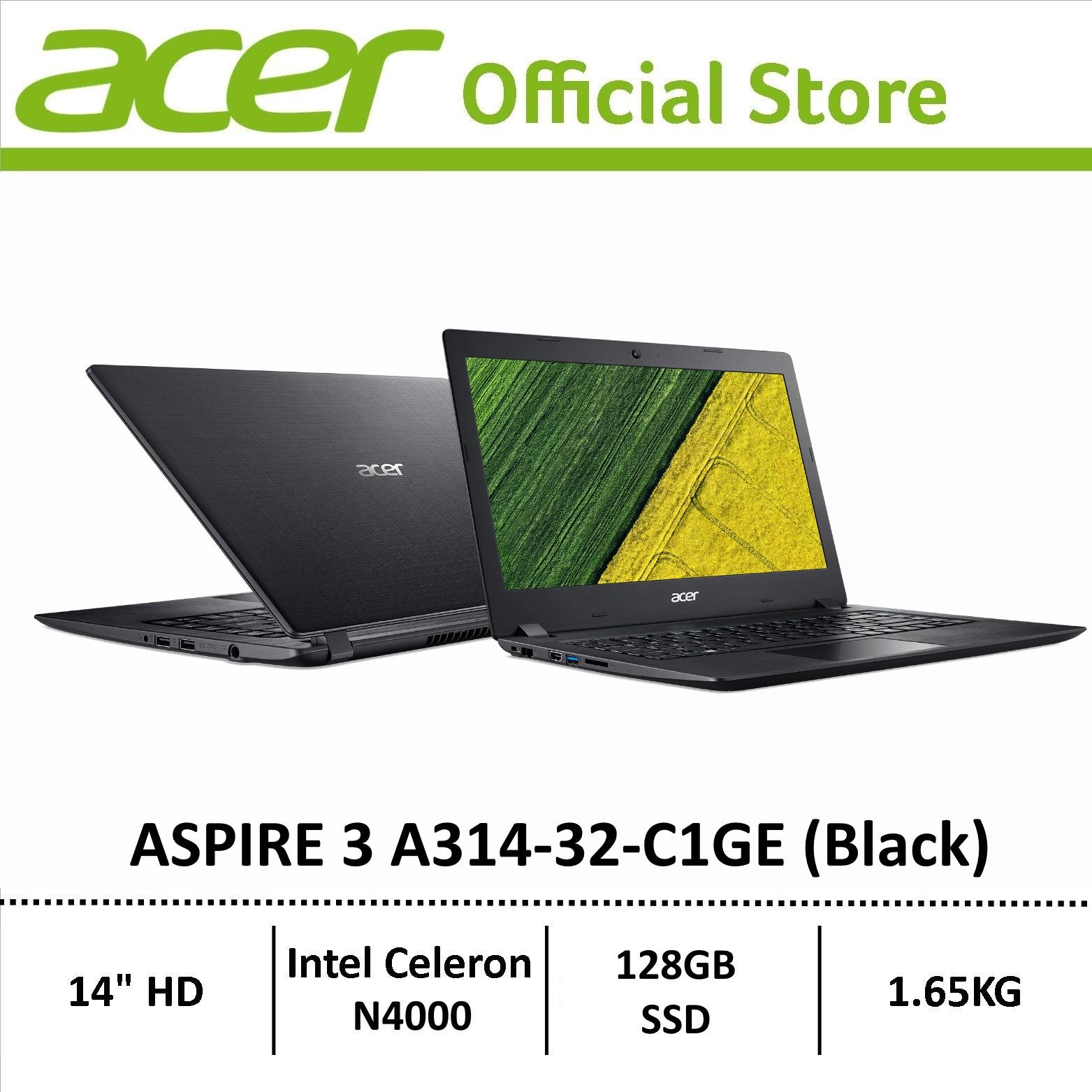 [NEW ARRIVAL] Acer Aspire 3 A314-32 14-Inch Laptop