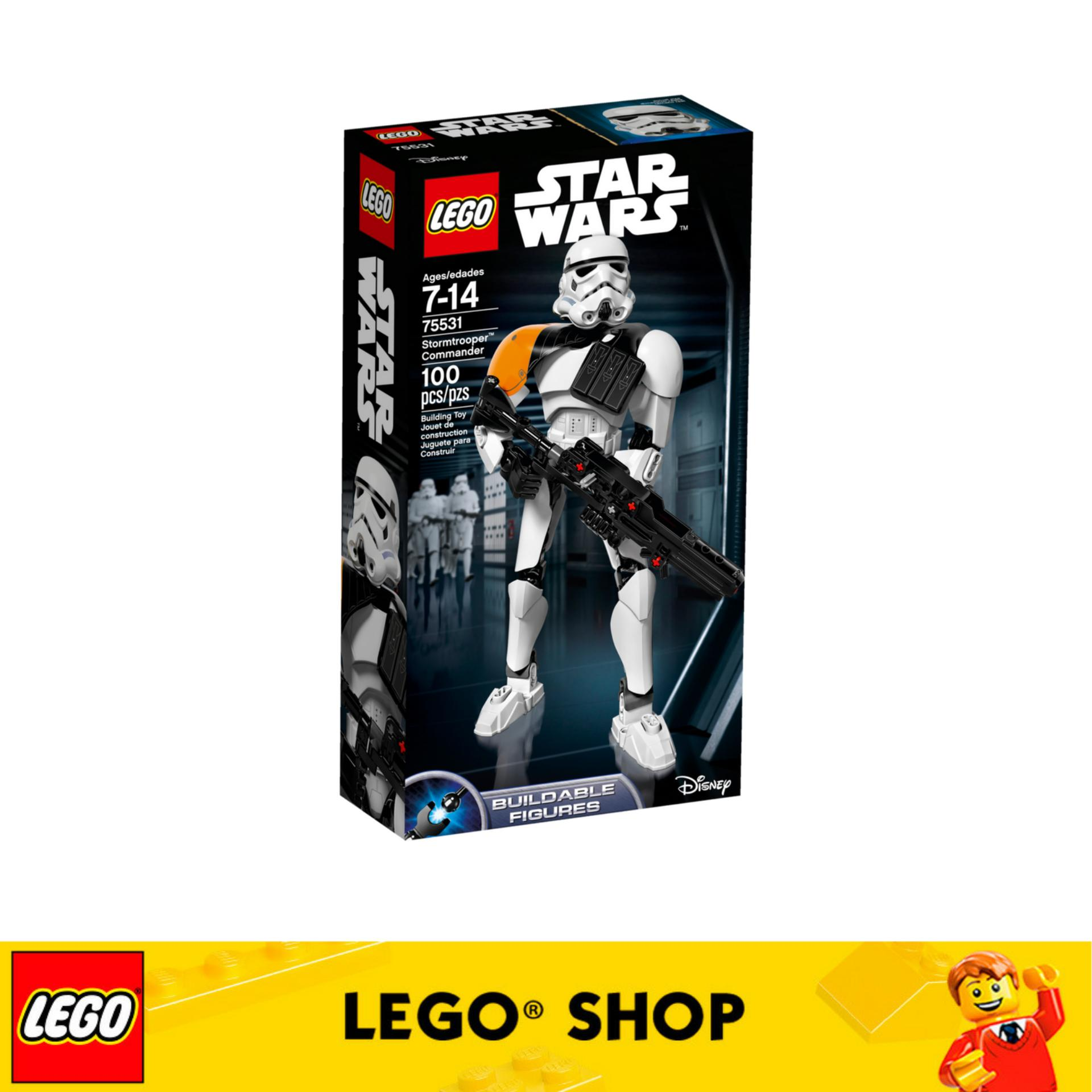 Lego® Constraction Star Wars Stormtrooper™ Commander 75531 Shop