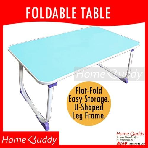 Table Foldable U Leg 57X34X27Cm Ready Stocks Sg Reach You 2 To 4 Work Days Homebuddy Acev Pacific Computer Table Study Table Drawing Table Side Table Coffee Table Floor Chair Table Height Adjustable Foldable Table Folding Table Lowest Price