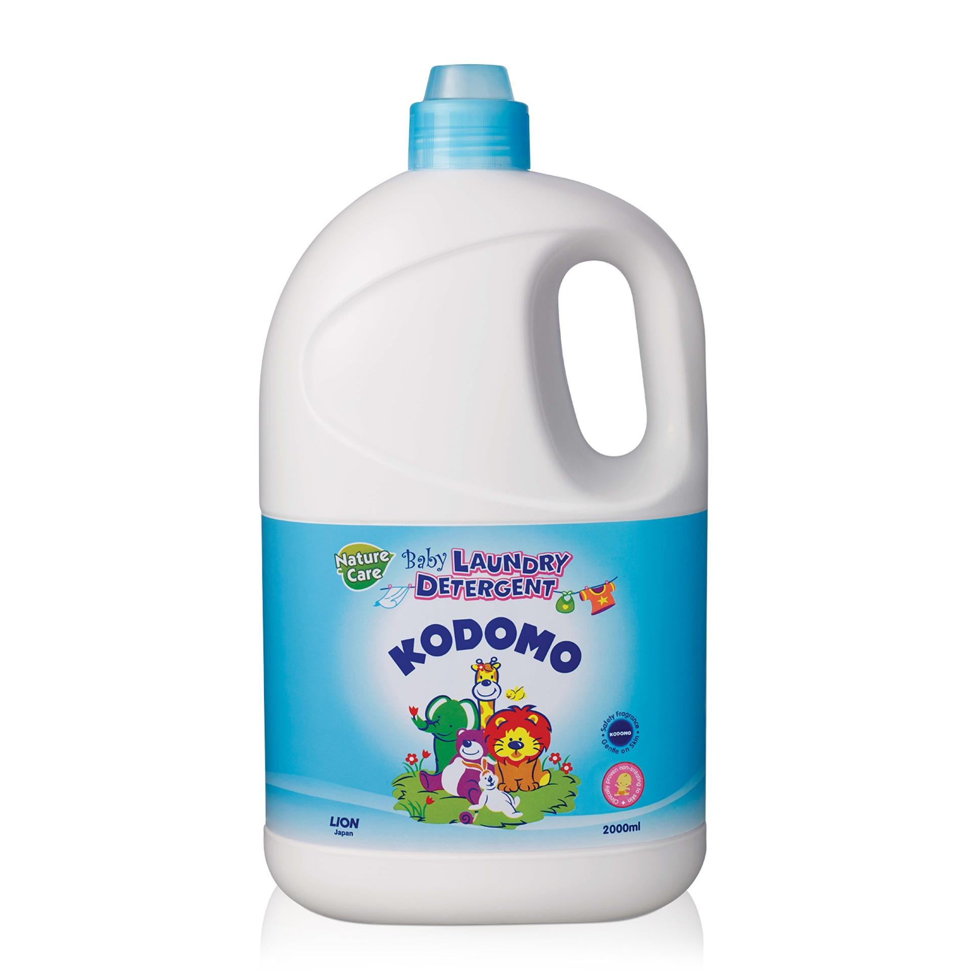 Who Sells The Cheapest Kodomo Baby Laundry Detergent Nature Care 2L Online