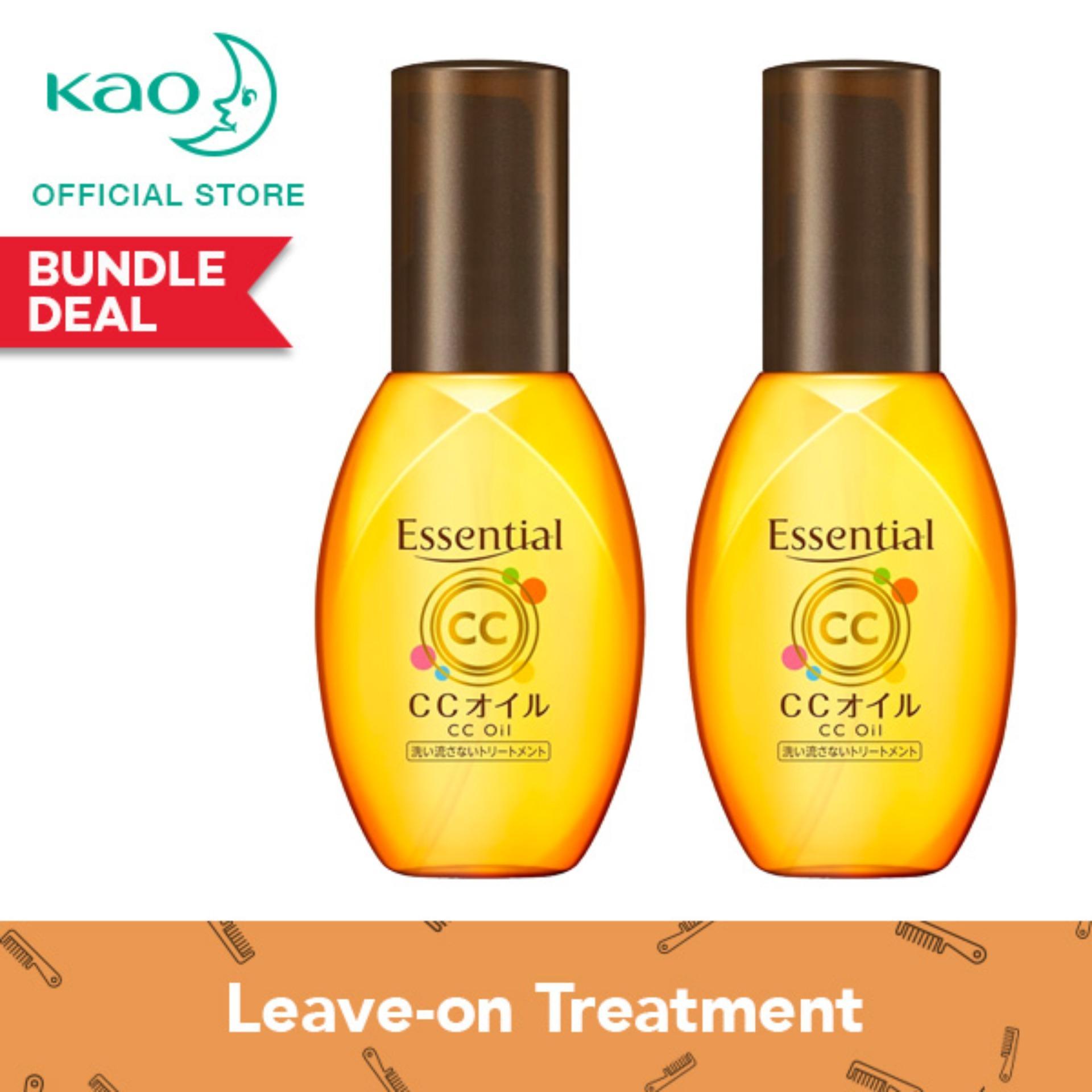 Buy Essential Cc Oil 60Ml X2