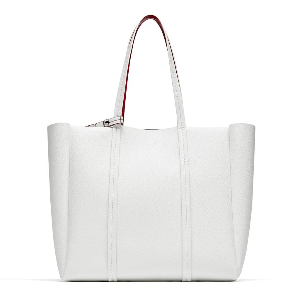 2b0247b915 Latest Zara Women's Tote Bags Products | Enjoy Huge Discounts ...