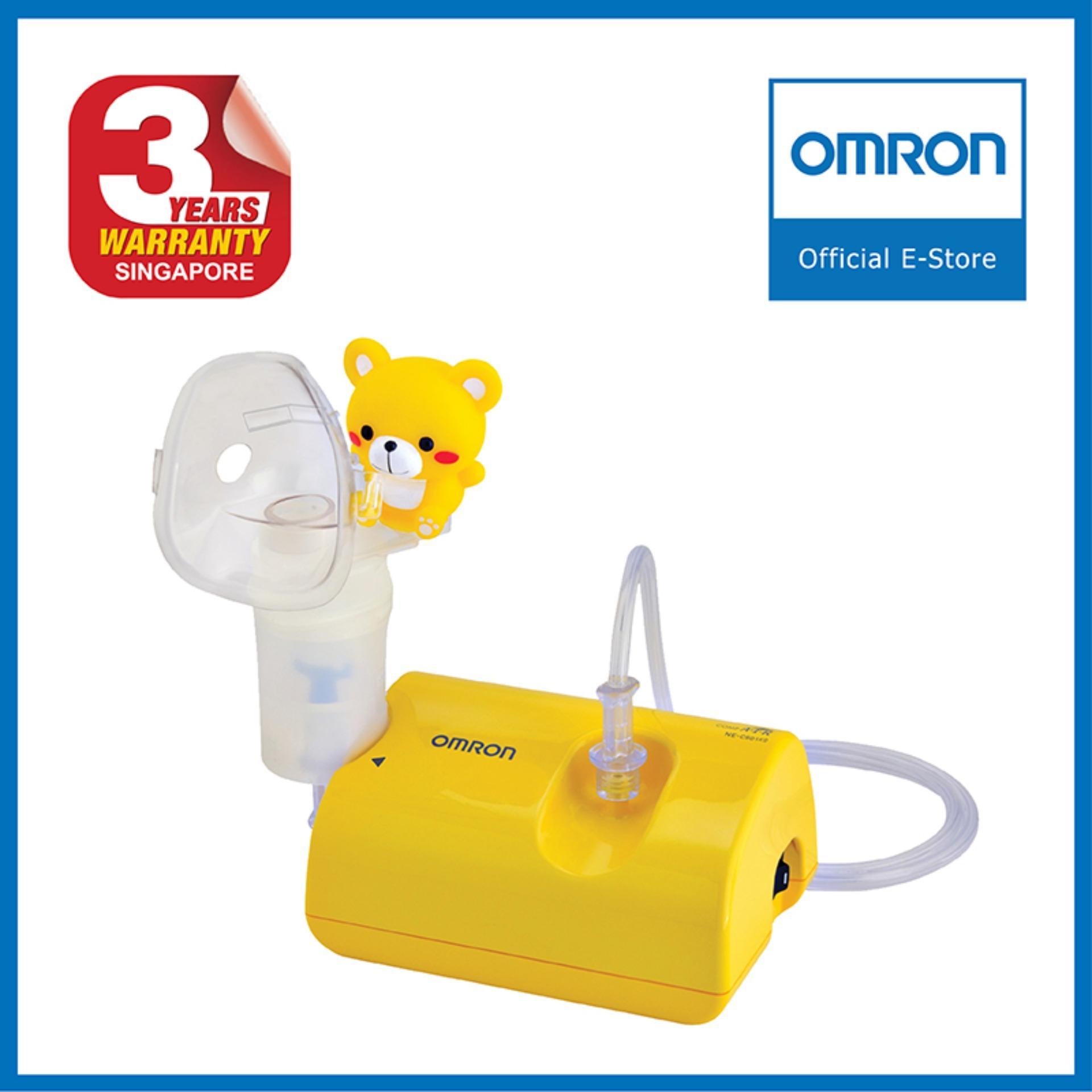 Best Rated Omron Compressor Nebulizer Ne C801Kd