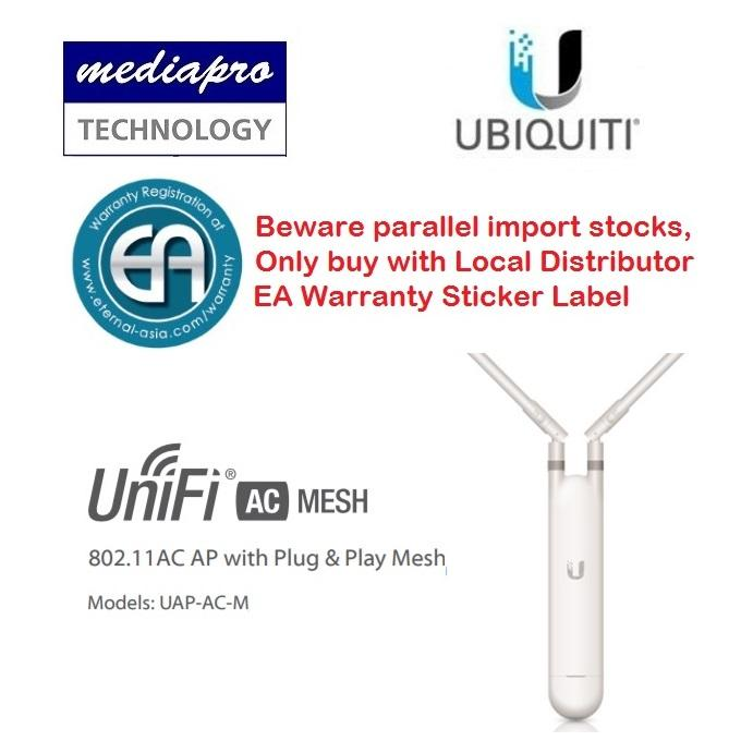 Price Ubiquiti Uap Ac M 802 11Ac Indoor Outdoor Wi Fi Access Point Uap Ac Mesh Local Distributor Warranty Ubiquiti Original
