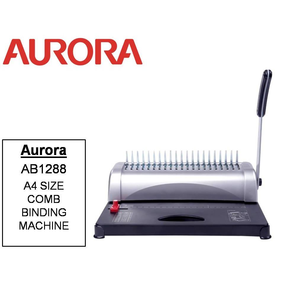 Aurora Binding Machine AB1288