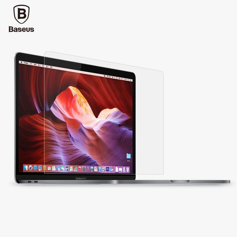Baseus 2 PCS Macbook Pro 15 Inch HD Ultra Clear Film Screen Protector Anti-Scratch