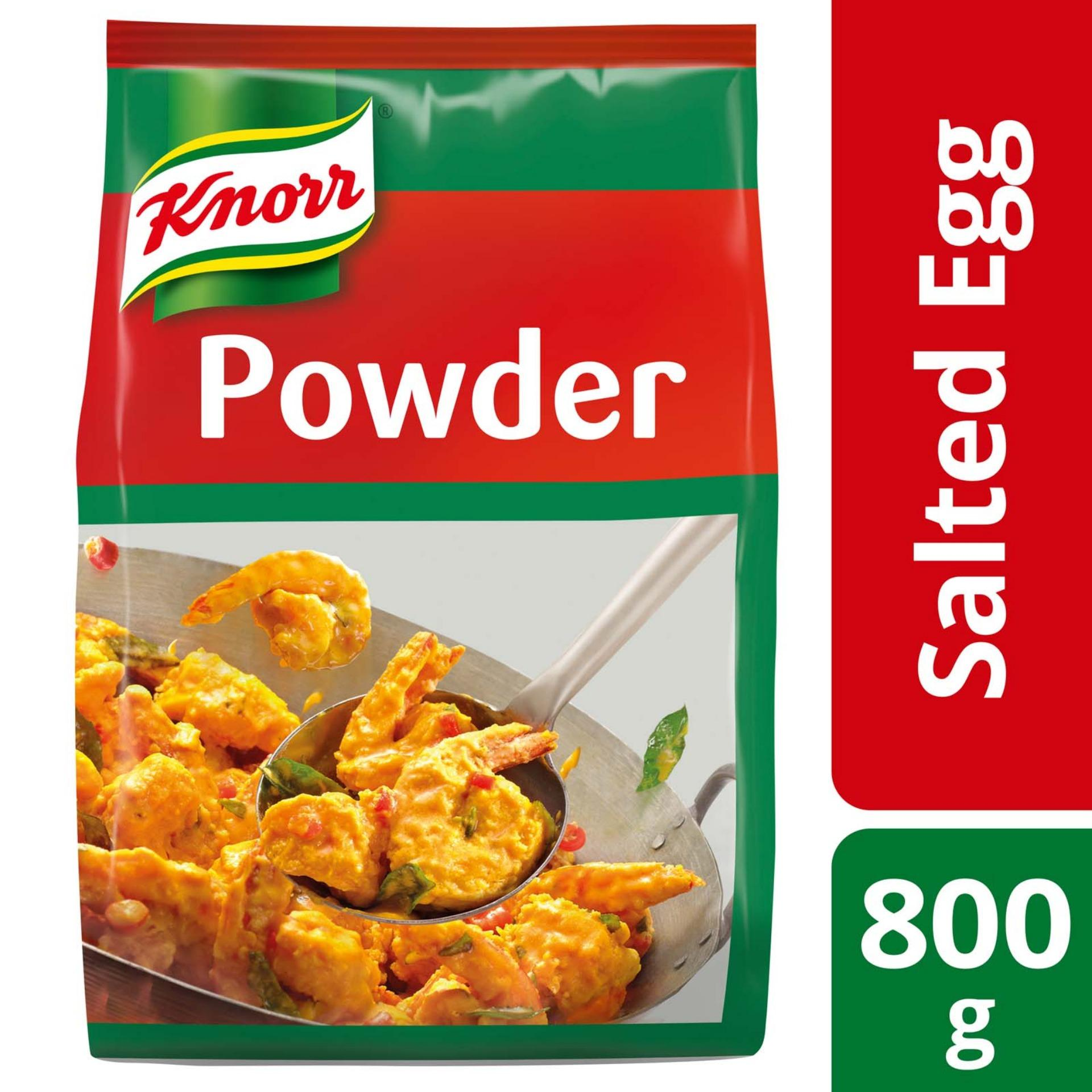 Price Golden Salted Egg Powder Knorr 800G Knorr Original