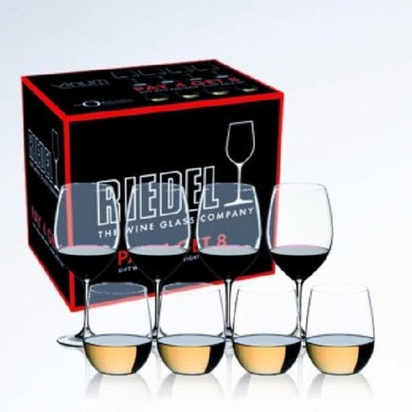 Riedel Vinum Cabernet O Viognier Set Of 8 5416 59 In Stock