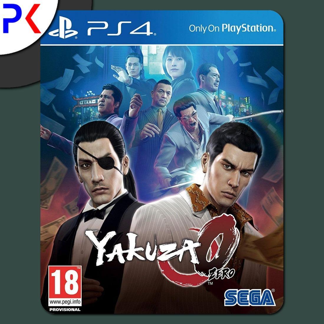 Cheap Ps4 Yakuza R1 Online