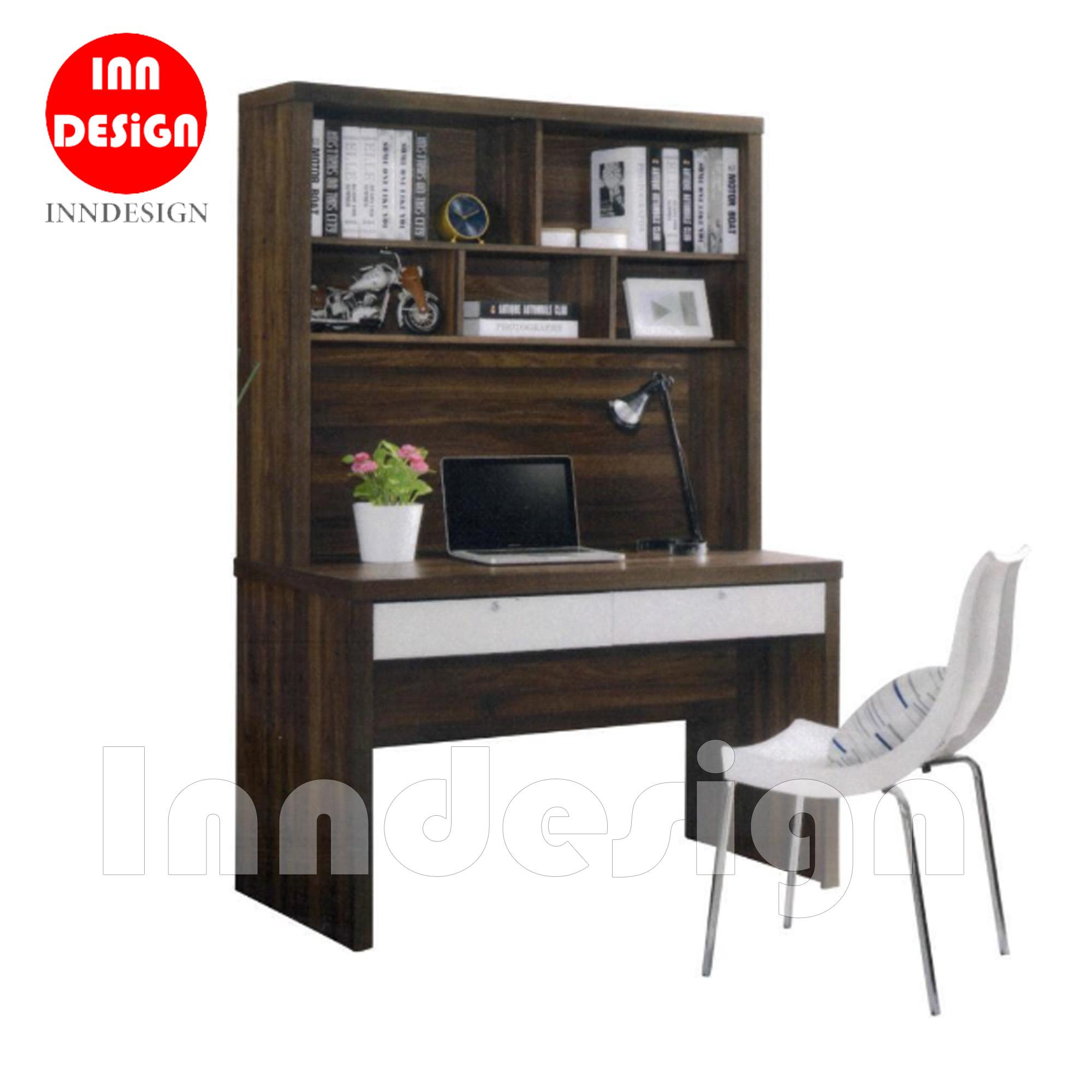 Niro Study Table with Hutch
