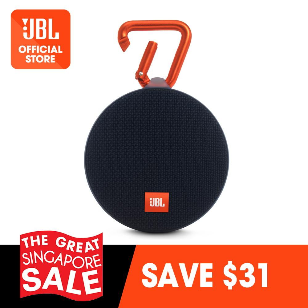 Low Price Jbl Clip 2 Black Gss Promo