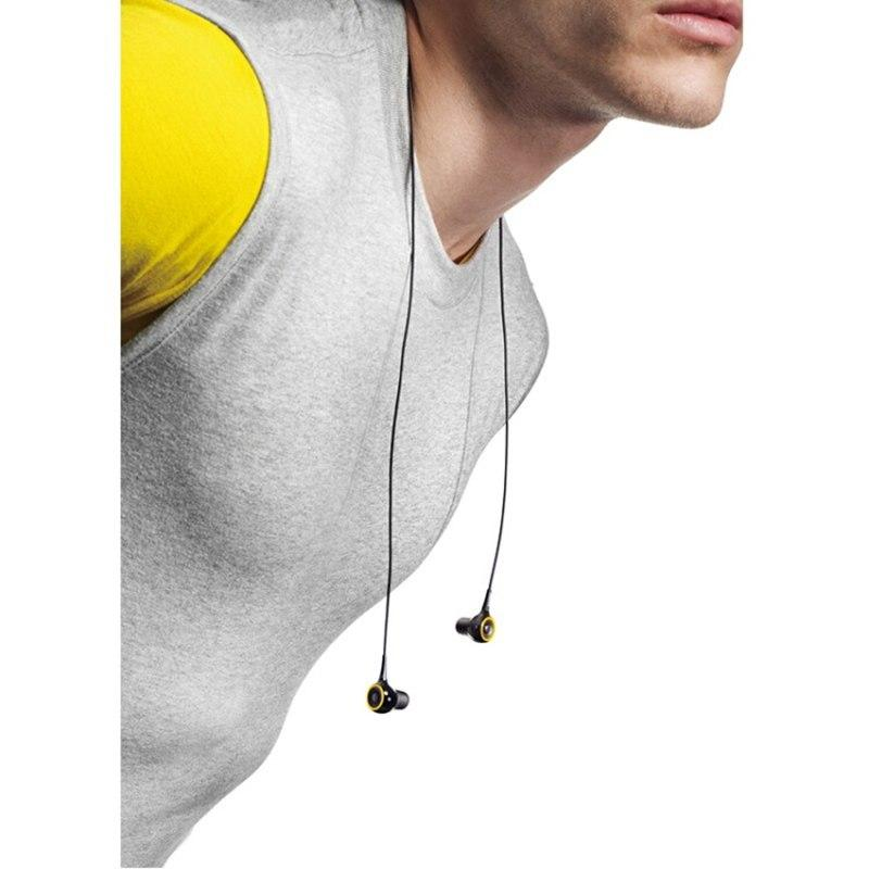 SHE6000 Wired Earphone Sport Headset In-Ear Running Earpads for xiaomiSamsung Official Certification - 4