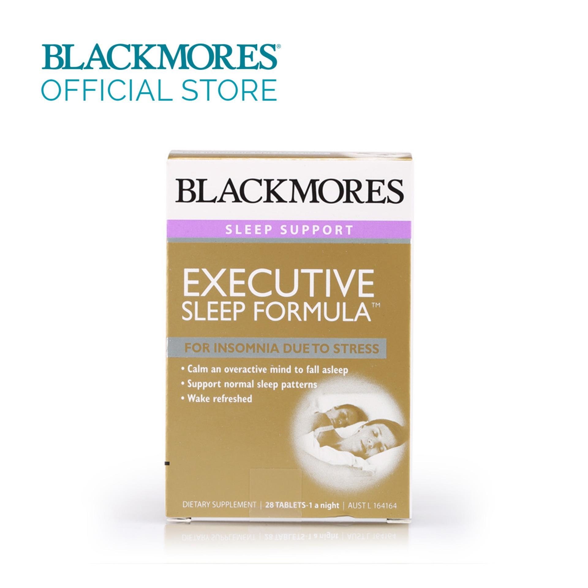 Blackmores Executive Sleep Formula 28Tabs For Sale Online