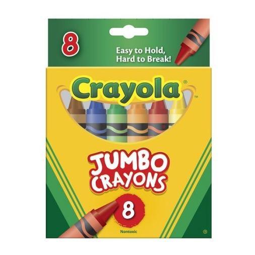 Buy Crayola Jumbo Crayons On Singapore