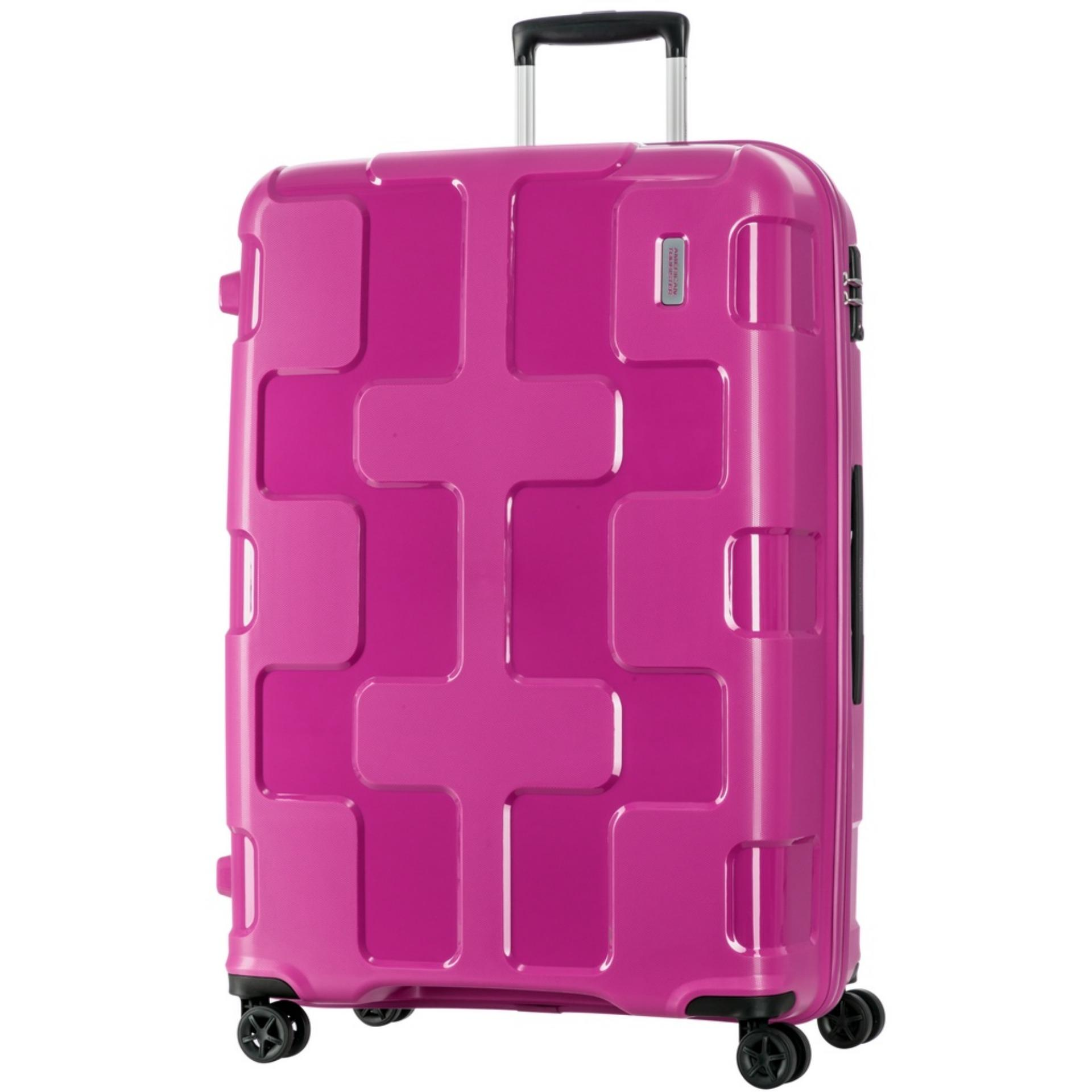 Price Comparisons Of American Tourister Rumpler Spinner 82 31 Tsa Vivid Pink