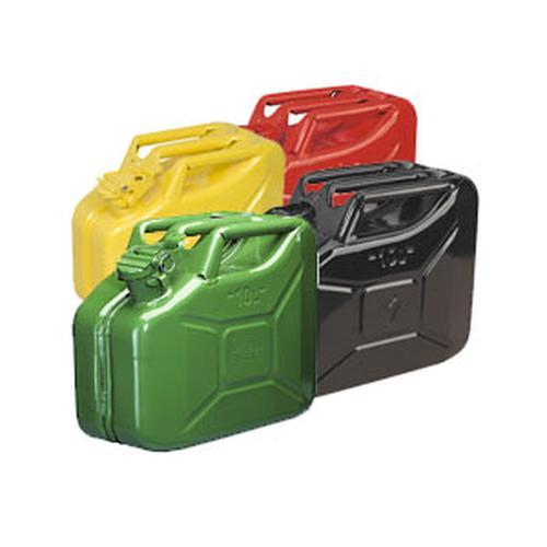 Steel Jerry Can 10Litres