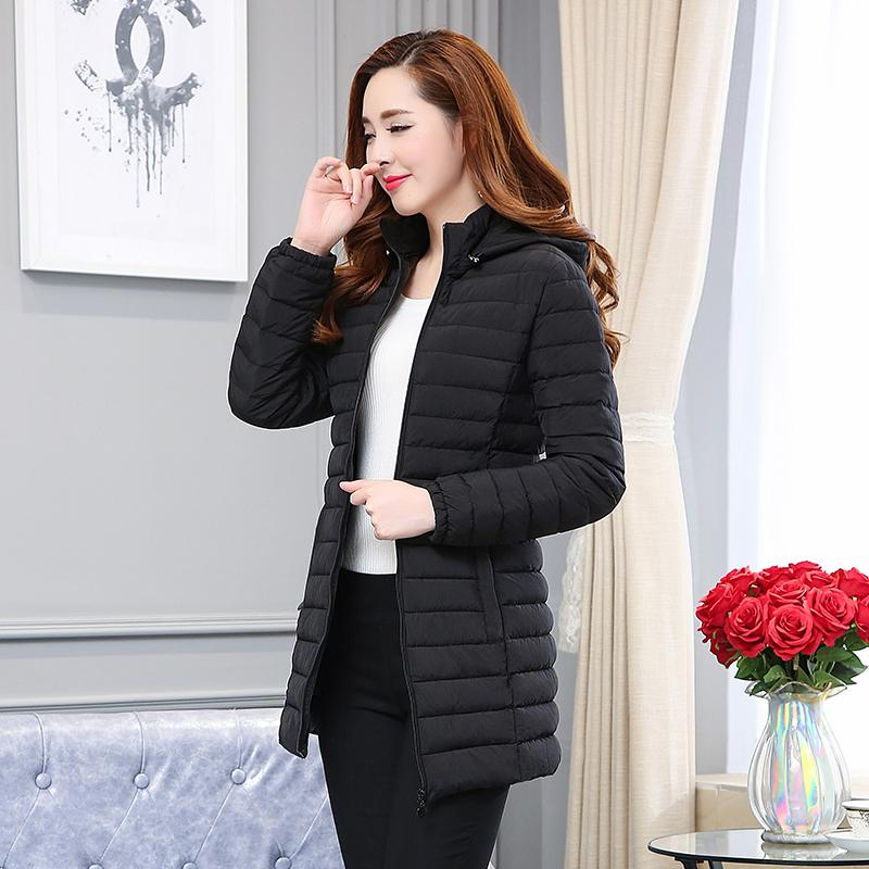 0aed3482e42 Winter New Products Cotton-padded Clothes women Korean Style Slim Fit down  Jacket Cotton-
