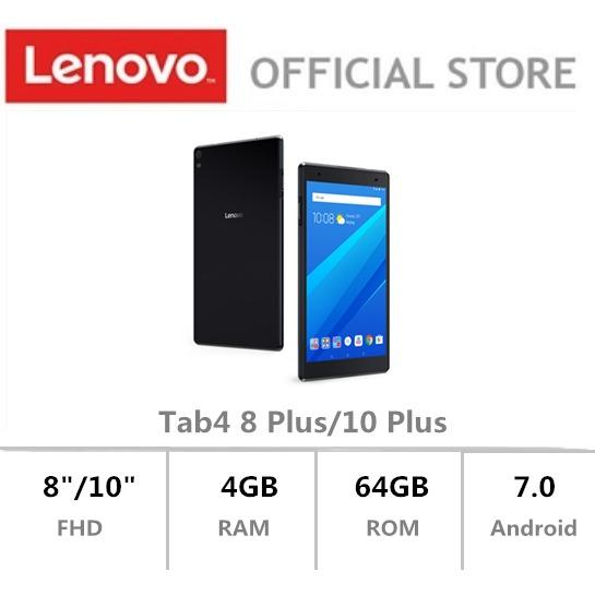 Best Deal Lenovo Yoga Tab 10 Plus 4Gb 64Gb 1 Year Local Warranty