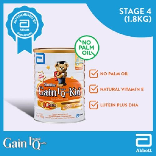 Where Can I Buy Similac Gain Kid Stage 4 Milk Formula 1 8Kg