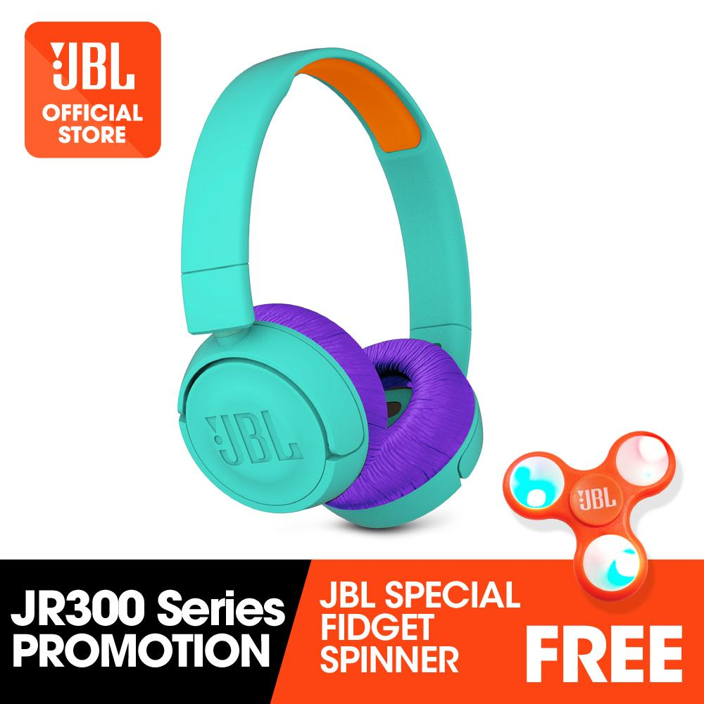 Price Jbl Jr300Bt Kids Wireless On Ear Headphones Teal Jbl Original