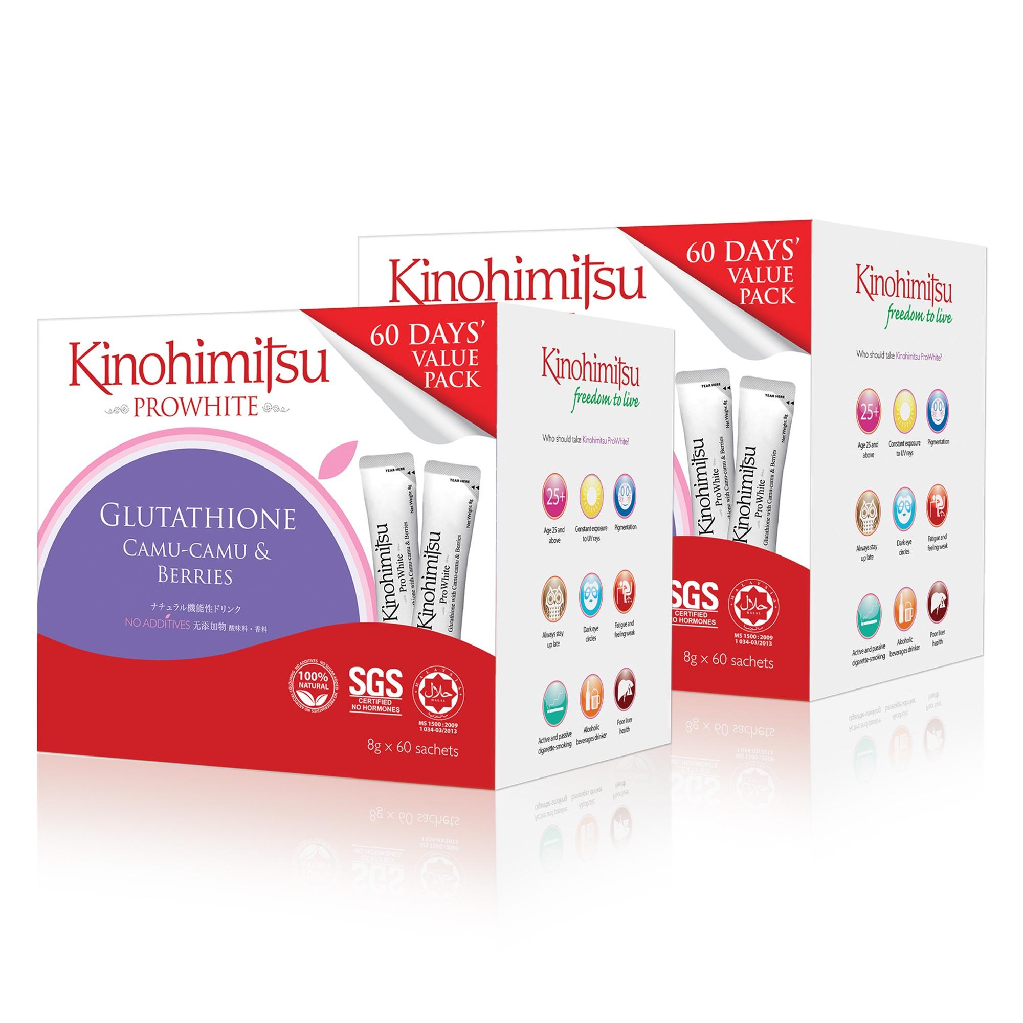 Get Cheap Kinohimitsu Prowhite 60 S 60 S 4 Months Supply
