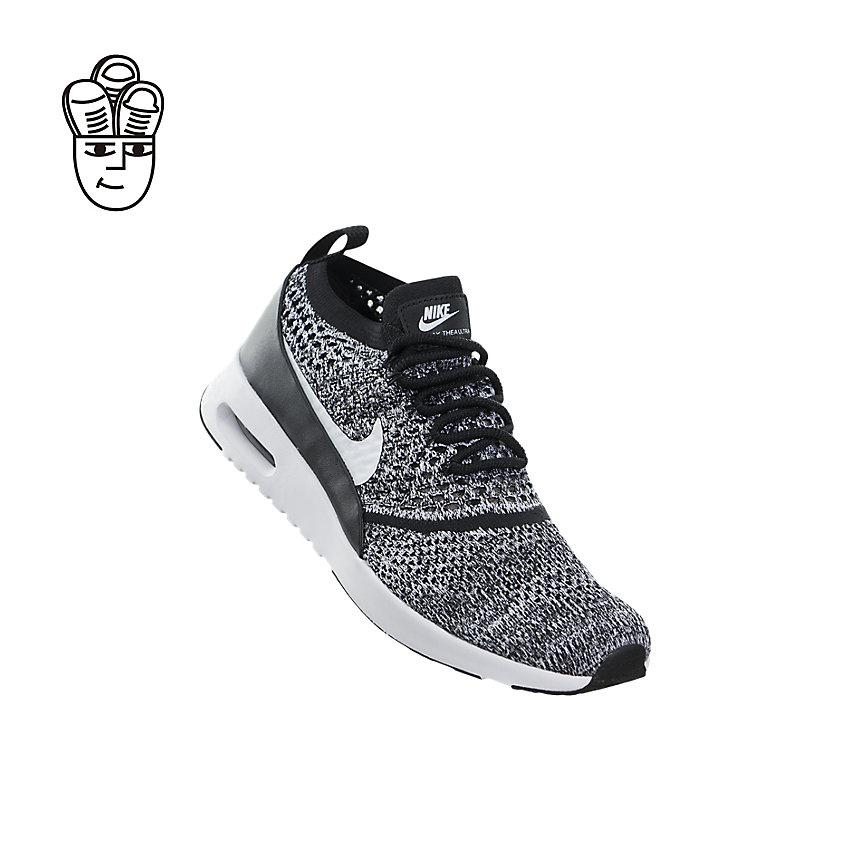 99874d33cc Nike Women's Air Max Thea Ultra Flyknit Running Shoes Women 881175-001 -SH