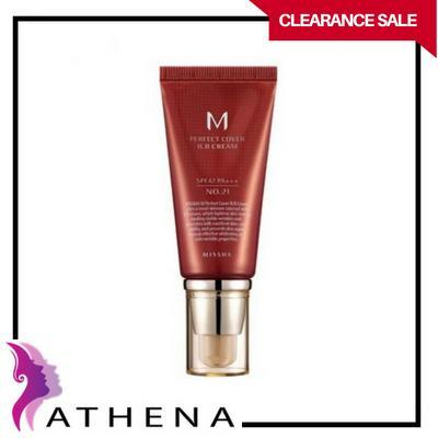 Buy Missha M Perfect Cover Bb Cream No 21 50Ml Singapore