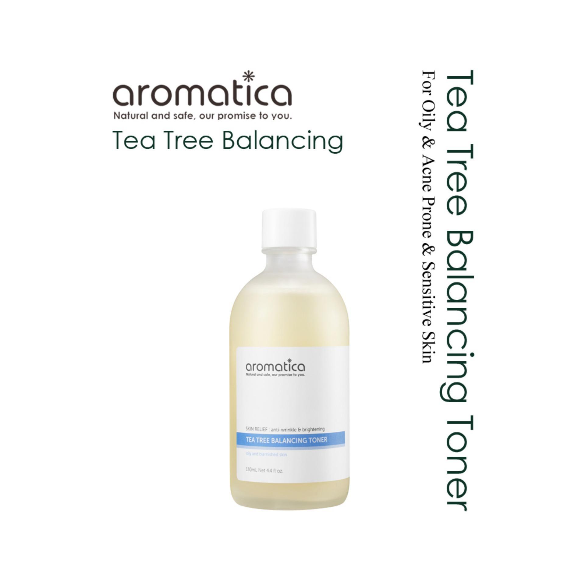 Purchase Aromatica Tea Tree Balancing Toner